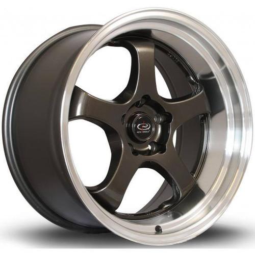 Rota D2EX Alloy Wheels Rlgunmetal