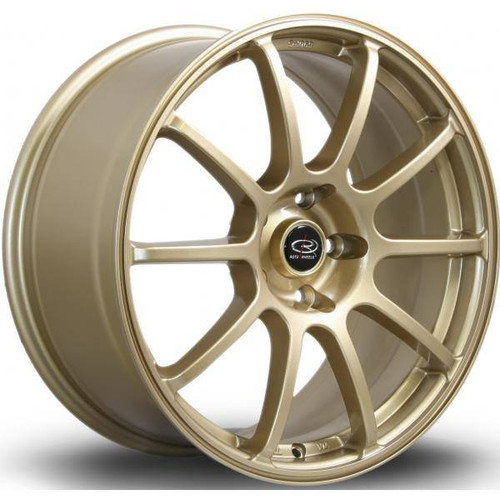 Rota Force Alloy Wheels Gold