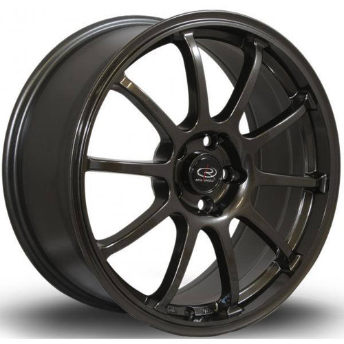 Rota Force Alloy Wheels Gunmetal