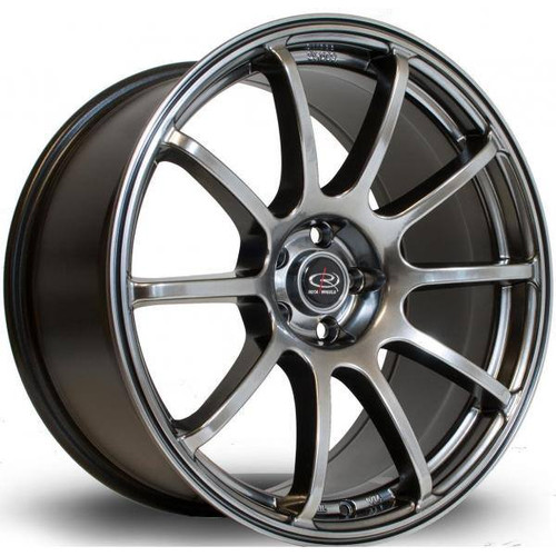 Rota Force Alloy Wheels Hblack