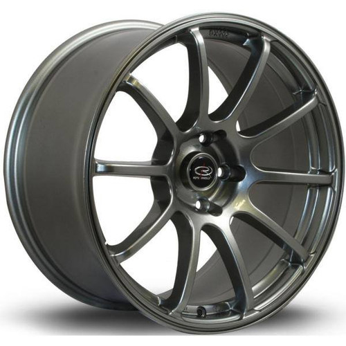Rota Force Alloy Wheels Silver