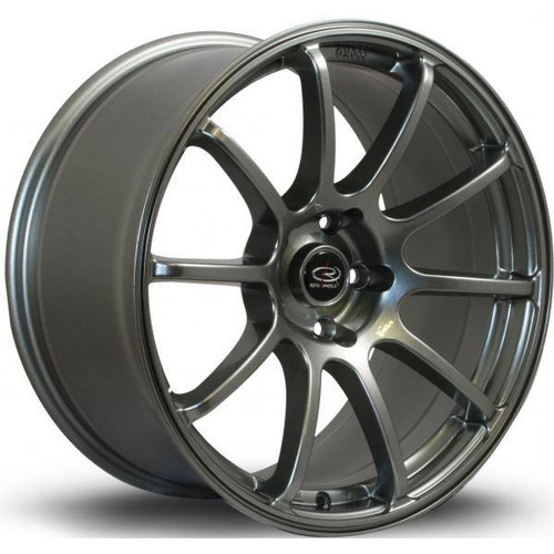 Rota Force Alloy Wheels Steelgrey