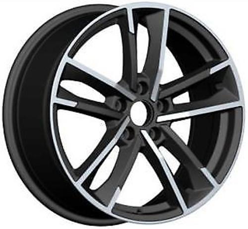 "21""rs7 new gm alloy wheel for audi q7/vw tourag /porsche cayenne & tyres q3 q5"
