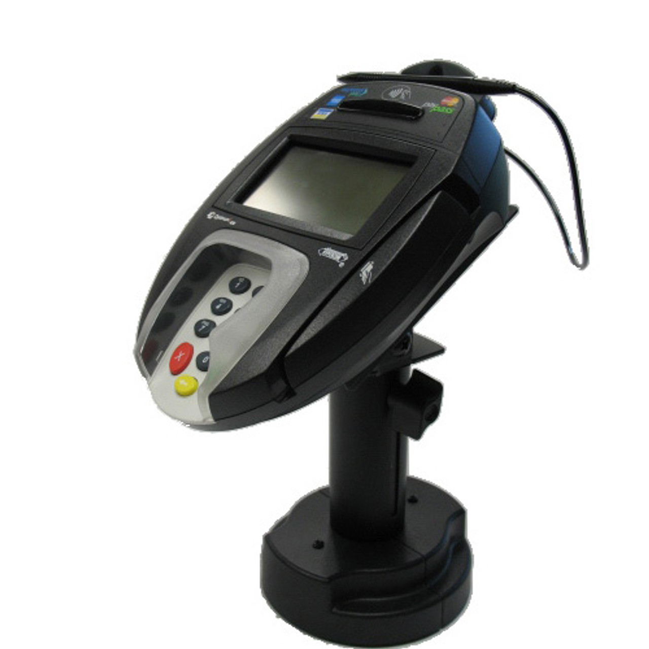 Swivel Stands Credit Card Stand Telescoping Pedestal VeriFone MX860