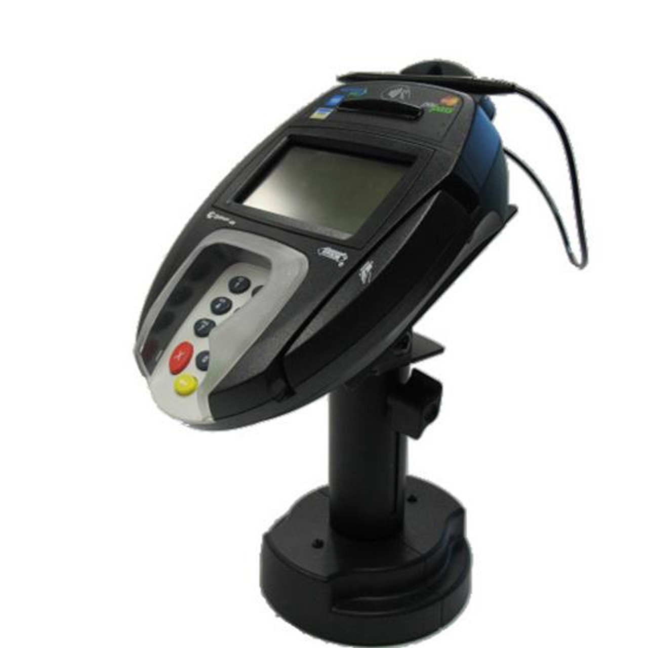 Swivel Stands Credit Card Stand Telescoping Pedestal Hypercom L4200