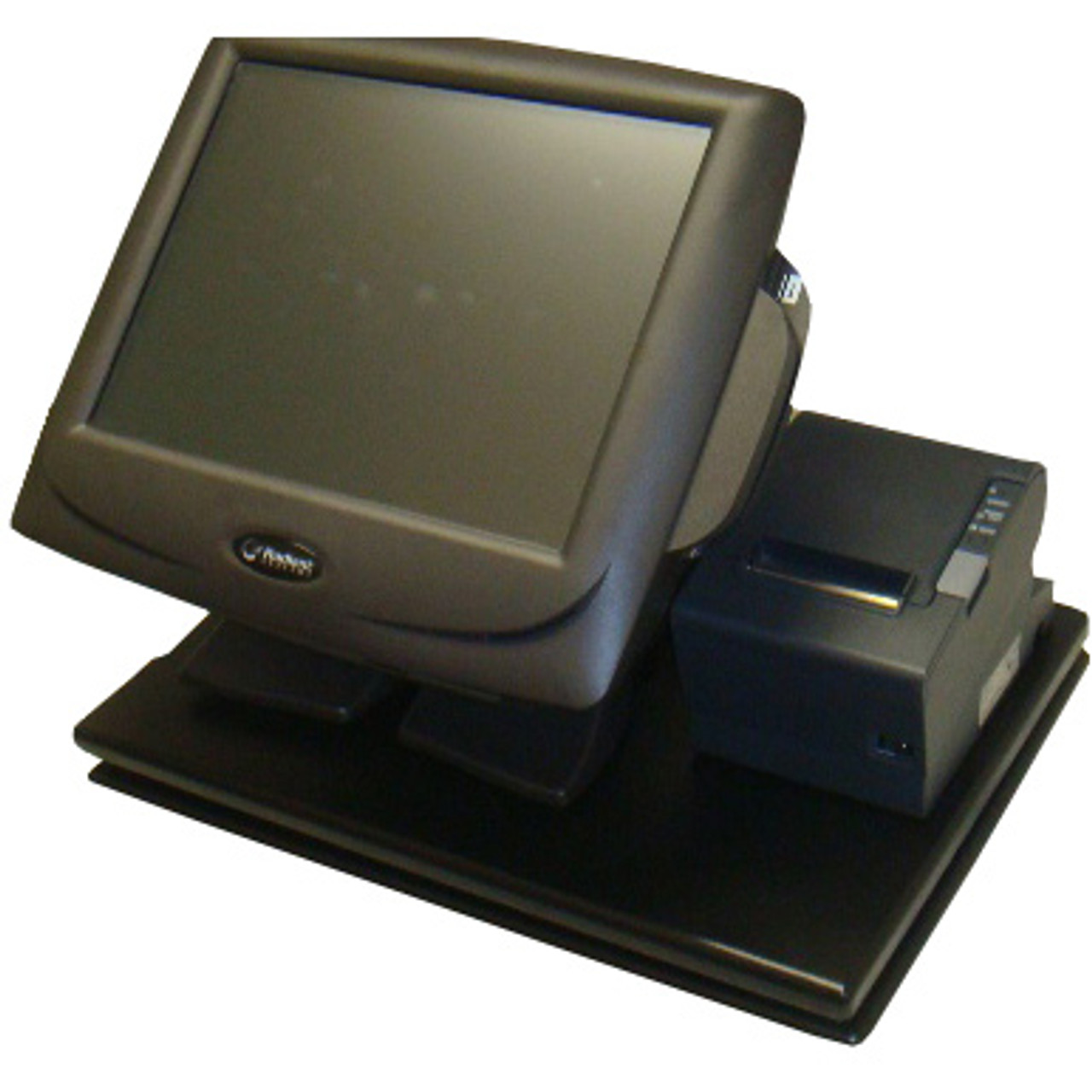 Swivel Stands Credit Card Stand POS Turn Table Platform 15x20 Inch
