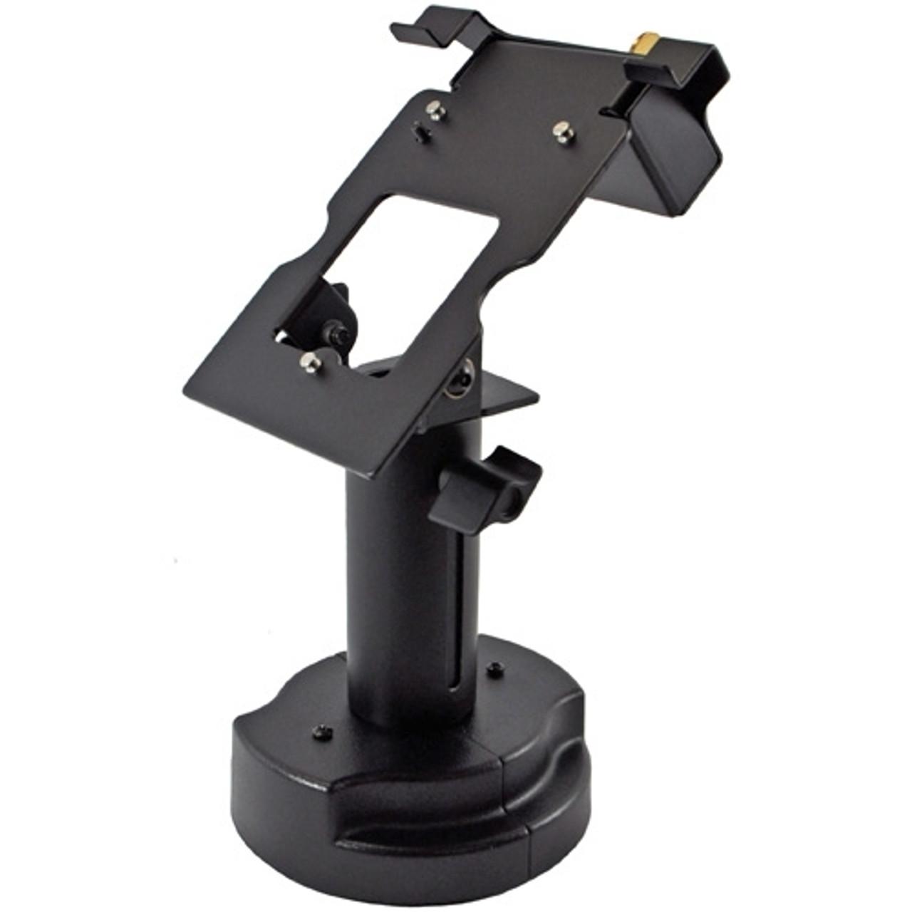 Swivel Stands Credit Card Stand Locking Telescoping Pedestal VeriFone MX850