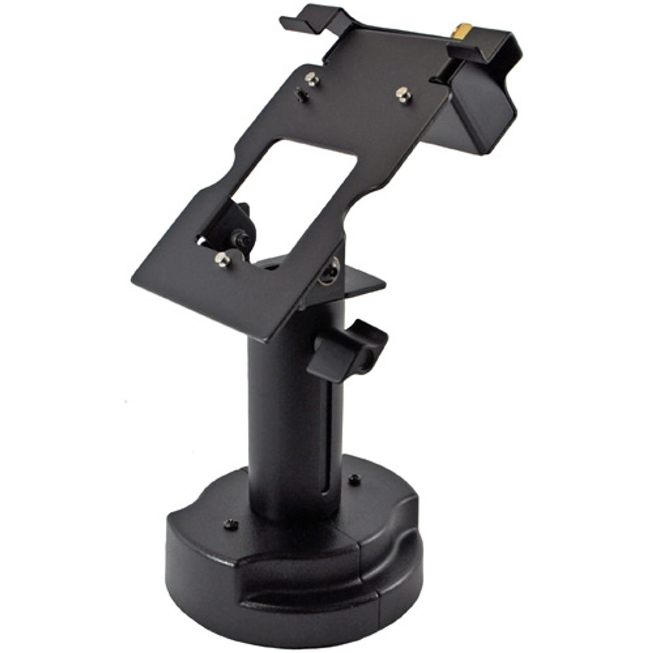 Swivel Stands Credit Card Stand Locking Telescoping Pedestal VeriFone MX915