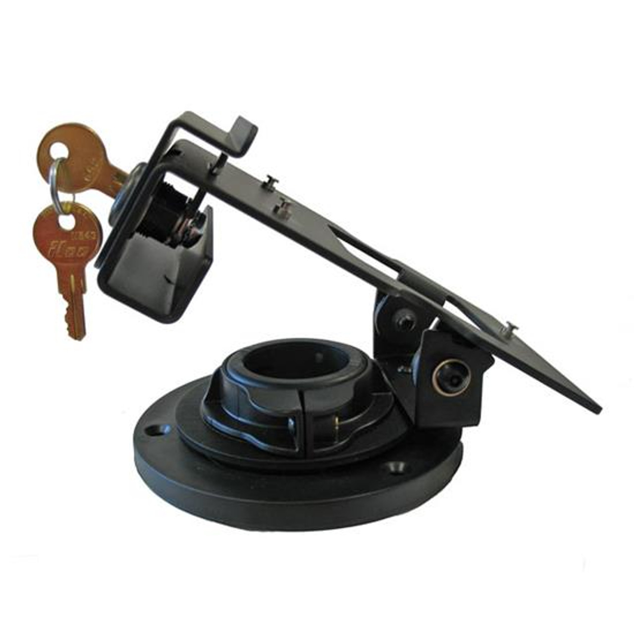 Swivel Stands Credit Card Stand Locking Low Profile Ingenico i6580 12 degree foot