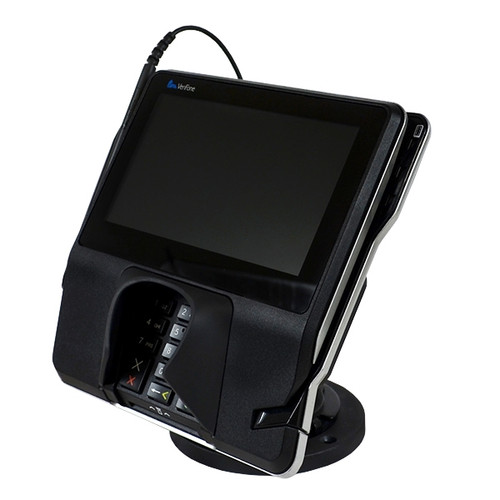 Swivel Stands Credit Card Stand Locking Open Hole Flip Up VeriFone MX925