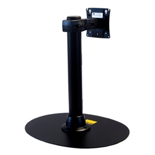 Preconfigured Freestanding Monitor Mount 16 inch Pole