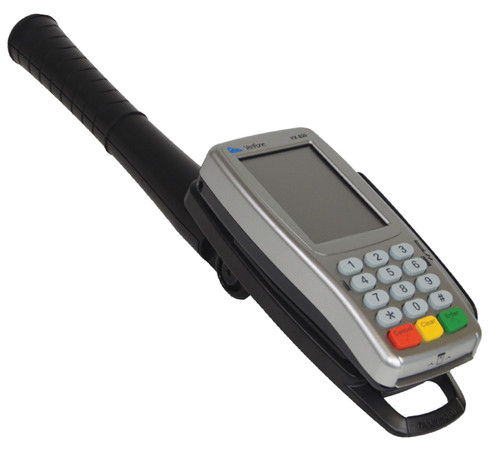 FlexiPole POS Drive-Thru Handle for Verifone VX805 or VX820