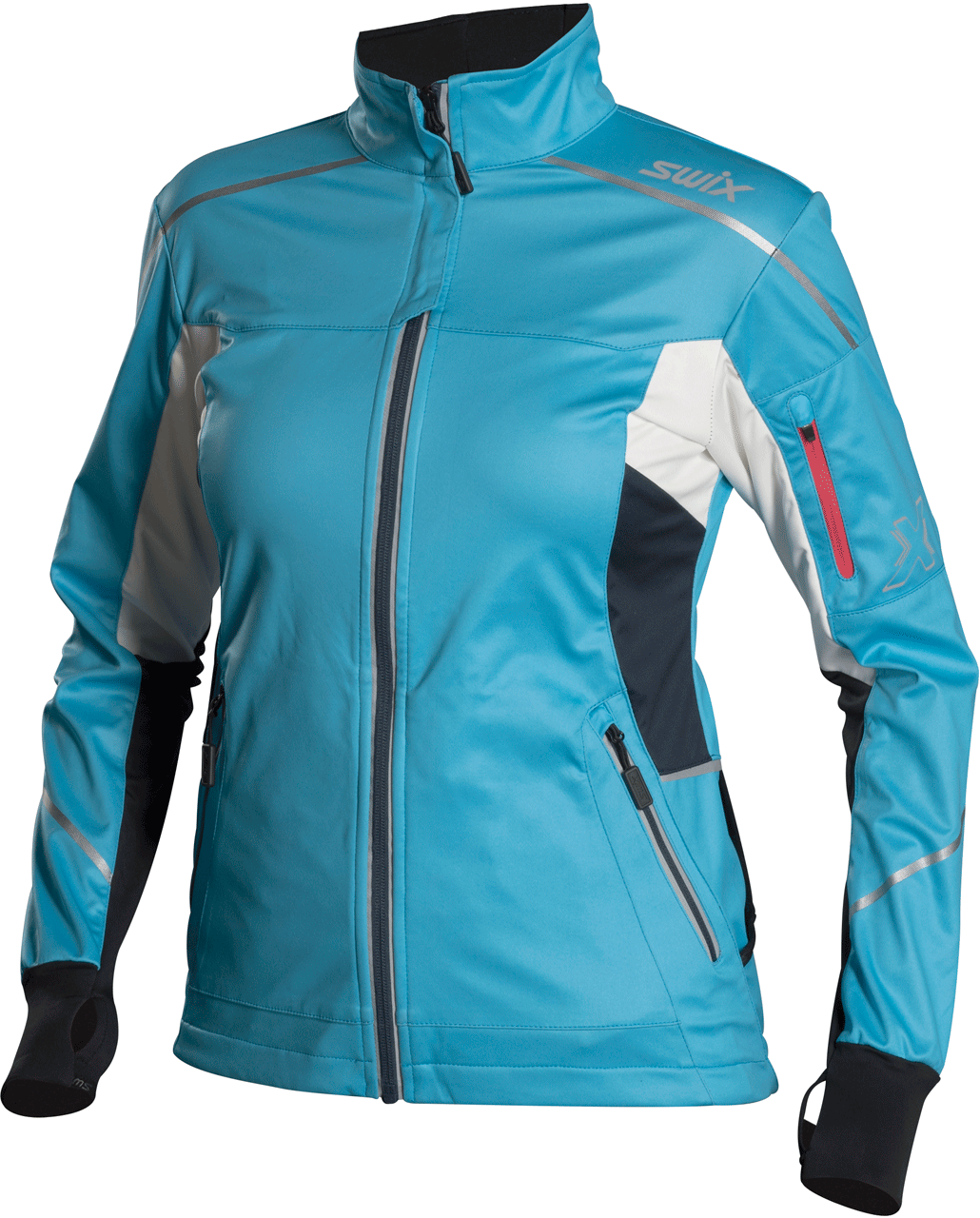 5ac0fb3608 Swix Women s Delda Light Jacket - Gear West Ski and Run