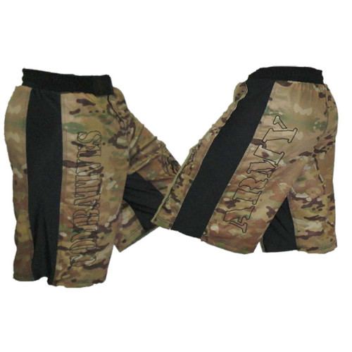 Camo MultiCam Pattern Combatives Shorts