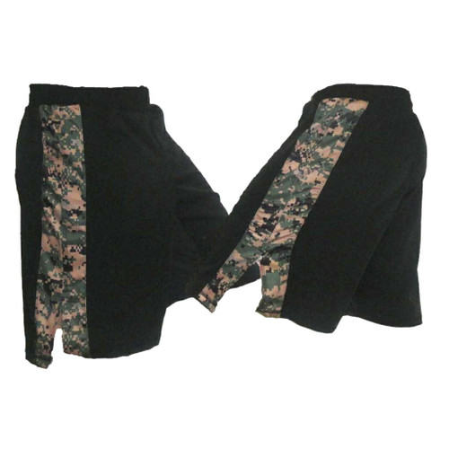 MARPAT Digi Cam Stripe Fight Shorts