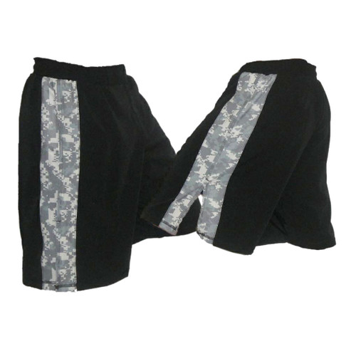 ACU Stripe Fight Shorts