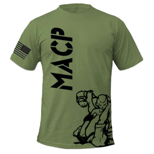 MACP OD Green Fight Shirt
