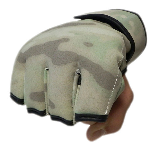 MultiCam Fight Gloves 4oz
