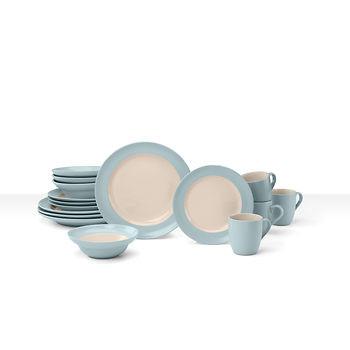 Cuisinart 16-Pc. Dinnerware Set - Assorted ( CDST-16BJ)  sc 1 st  AA SAVING General Merchandise & Cuisinart 16-Pc. Dinnerware Set - Assorted