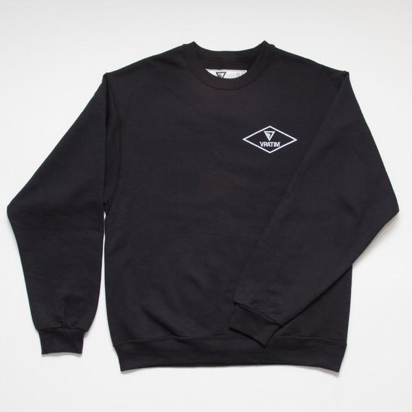 The Vratim Crest Sweatshirt - front