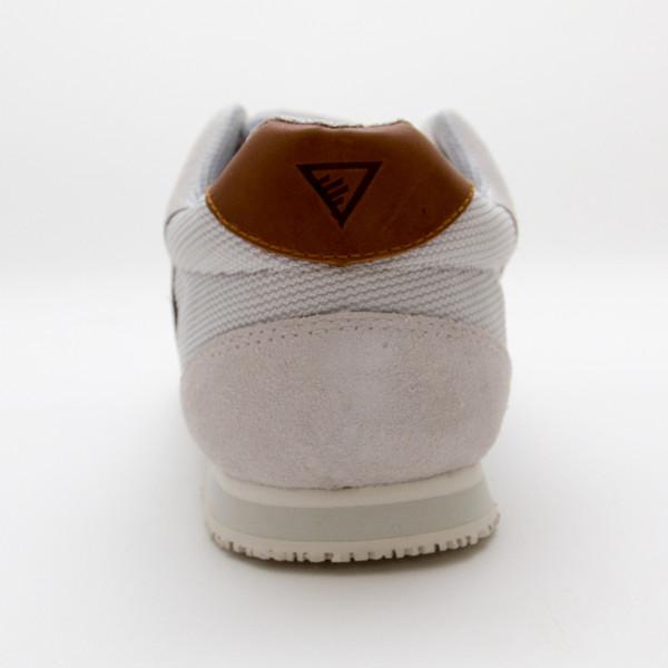 The Vratim Drum Shoe II - White