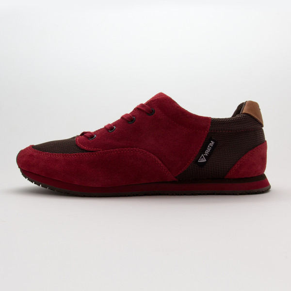 The Vratim Drum Shoe Ii 1 Red For Drummers Vratim