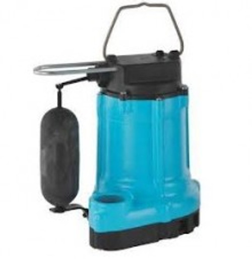 Little Giant 511603 10ENH-CIA-SFS Automatic Sump/Effluent Pump (formerly 511355)