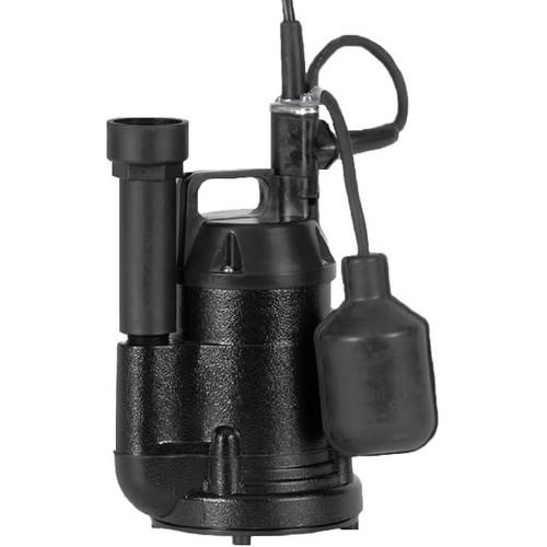 Little Giant 620136 SP25A - 1/4 HP Aluminum Submersible Sump Pump