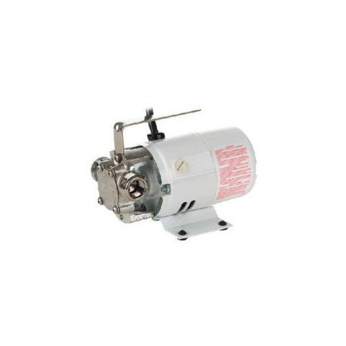 Little Giant 555502 Non-Submersible, Self-Priming Transfer Pump
