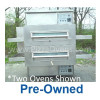 Pre-Owned Middleby Marshall PS-360 Bottom Conveyor Ovens