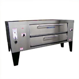 Attias MINI 2 Deck Pizza Oven - MRS-42