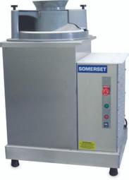 Somerset SDR-400 Heavy Duty Dough Rounder