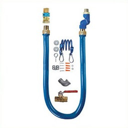 Connect It 4ft hose w/ quick disconnect kit