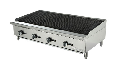 "Migali 48"" Wide Radiant Broiler"