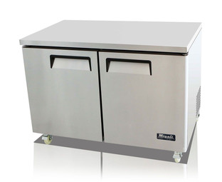 Migali C-U48R-HC Under-Counter & Work Top Refrigerator (12 cu ft)