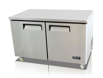 Migali C-U60R-HC Under-Counter & Work Top Refrigerator (17.9 cu ft)
