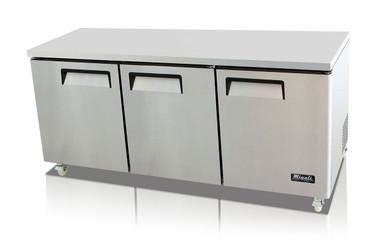Migali C-U72R-HC Under-Counter & Work Top Refrigerator (32.8 cu ft)