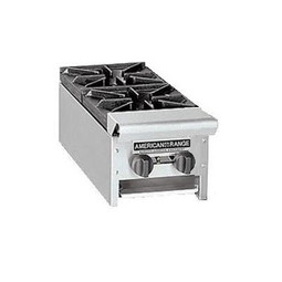 "American Range 12"" Wide Gas Hotplate"