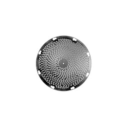 ALFA KD 5/64 Grater-Shredder Disk (German Made, 5/64″ Holes)