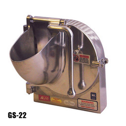 ALFA GS-22 Grater/Shredder Attachment For Size #22 Hubs Only (3/4″)