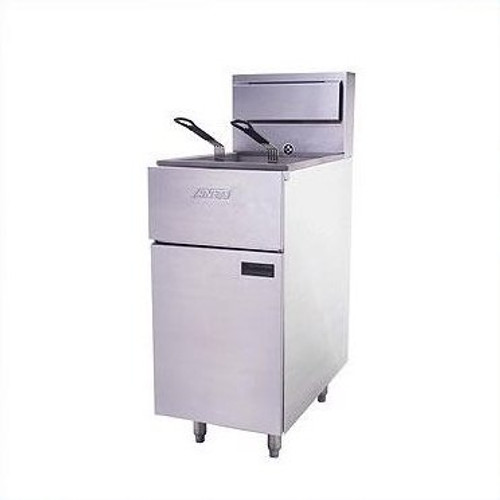 Anets SilverLine SLG40 Gas fryer, NG