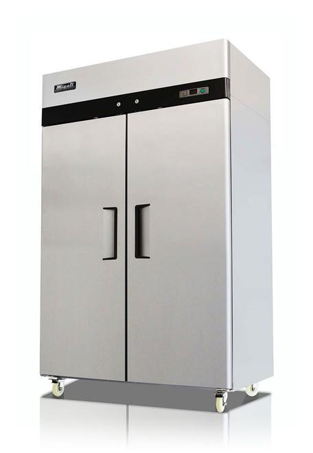 Migali C-2R-HC Reach-In Refrigerator -2 Door