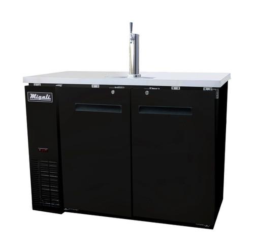 Migali C-DD48-2-HC Direct Draw Beer Dispensers (11.8 cu ft)