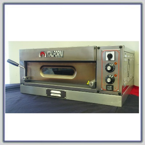 Italforni Fast F1C-52R Rotating Deck Oven - ETL Approved