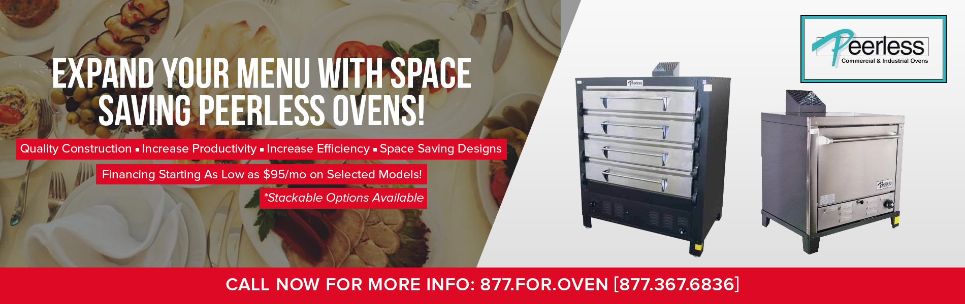 Peerless02 Pizza Oven
