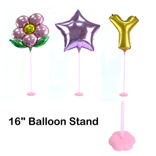 """16"""" Balloon Table Top Stand"""
