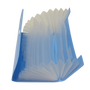 Small size expanding file (blue)
