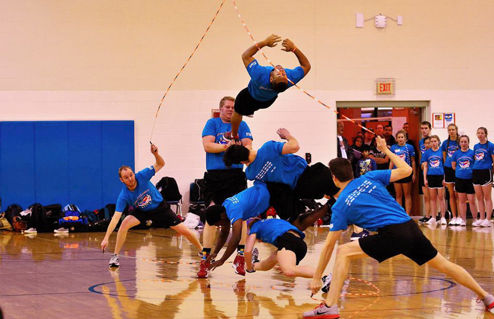 How to Start a Jump Rope Team