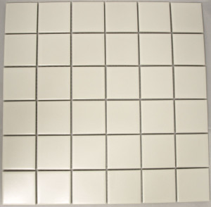 PG26 Matte White 48 x 48mm