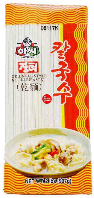 Assi Oriental Style Noodles (Kalgukso) 907g